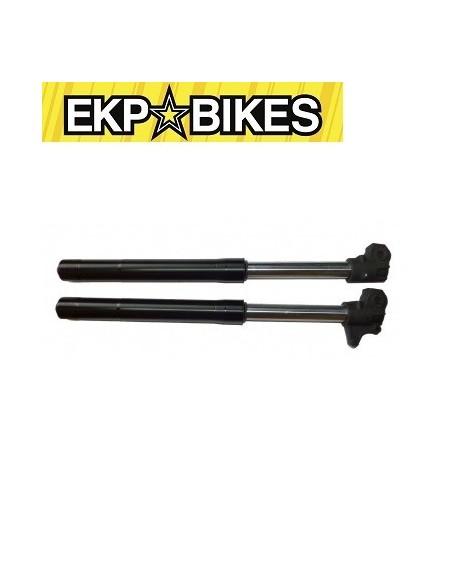 Horquilla hidraulica KTM 50 y Réplicas