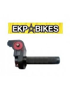 Puño Gas Rápido CNC Económico Pit Bike ekpbikes