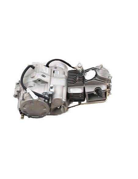 Motor Pit Bike 125 4T Negro