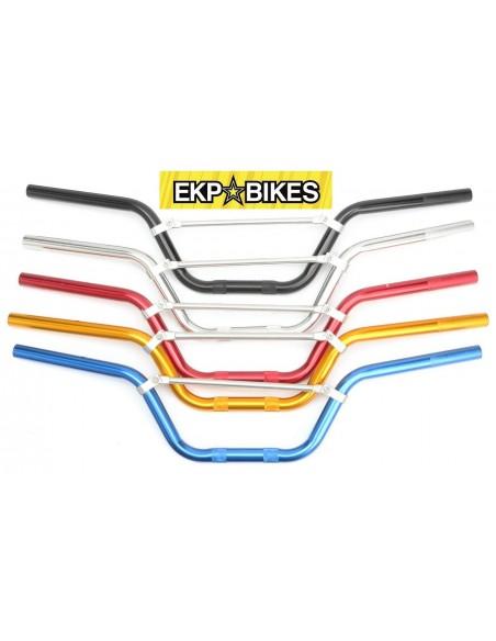 Manillar Aluminio Pit Bike Alto Pit Cross colores