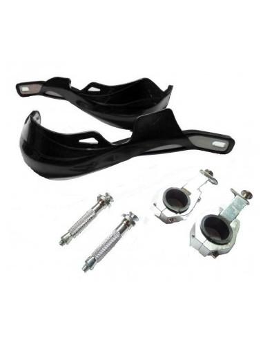 Cubremanetas Negro 28/22 mm interior aluminio