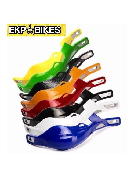 Cubremanetas colores 28/22 mm interior aluminio pit bike