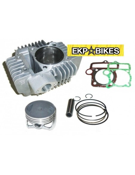 KIT CILINDRO + PISTON + JUNTAS ZS155 60mm