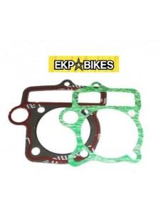 Kit de juntas cilindro completo para cualquier motor 125cc de pit bike de 4T. 52.4mm