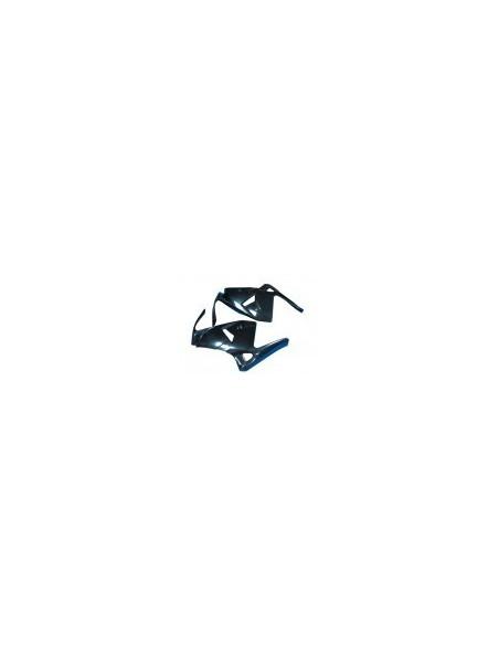 Carenado polini 910 s negro der+izq