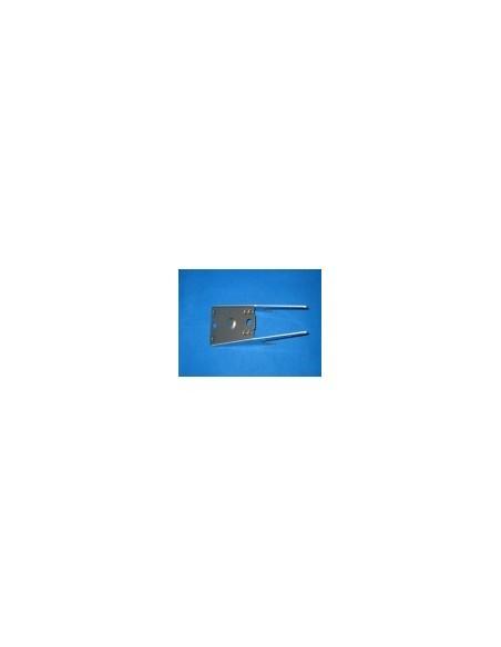 Soporte aluminio polini porta colin