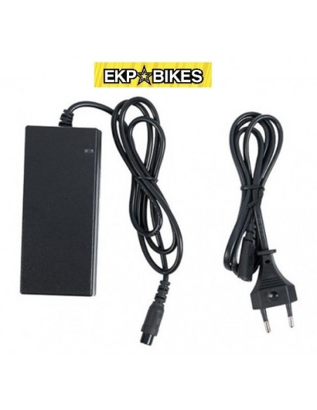 Cargador  MOTOS - MINIQUAD  ELECTRICOS 48V