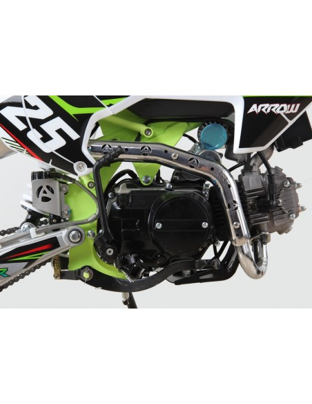 PGR PitCross Arrow 110 Semi-Automatica Arranque Eléctrico
