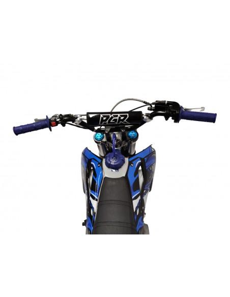 Pit Bike Pitcross PGR WAR 2021 AZUL YX140 14CV Llantas 17/14 Husqvarna