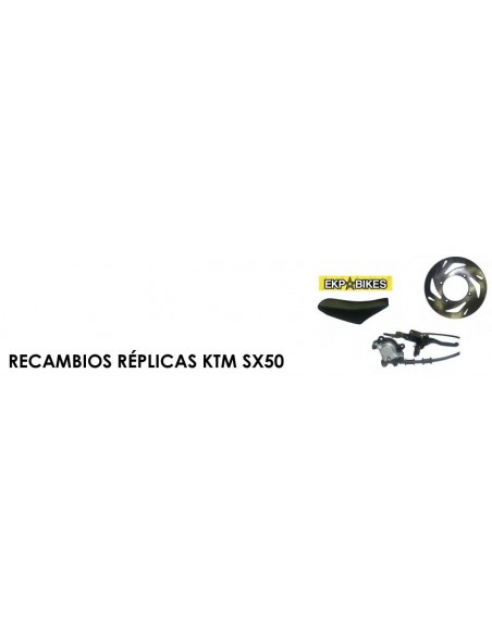 Recambio Replicas KTM SX50